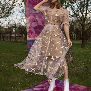Sukienka Jednorożce